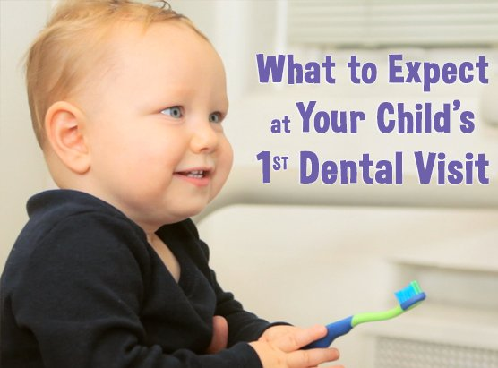 What to Expect at Your Child's 1st Dental Visit